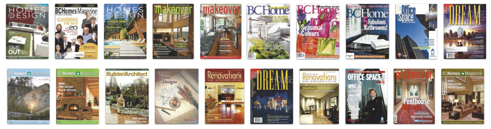 Magazines & Newsprint - Artisan Construction Group